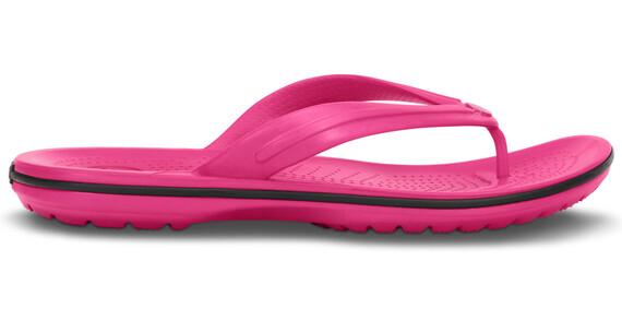 Crocs Crocband Flip Sandals Unisex Candy Pink